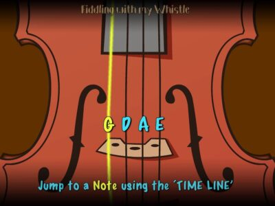 "Violin Tuner – Easy to use – ""Tune by Ear"" – Real Violin"
